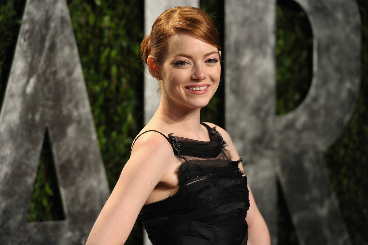 Emma Stone Re-Branded Her Name At The Age Of 16