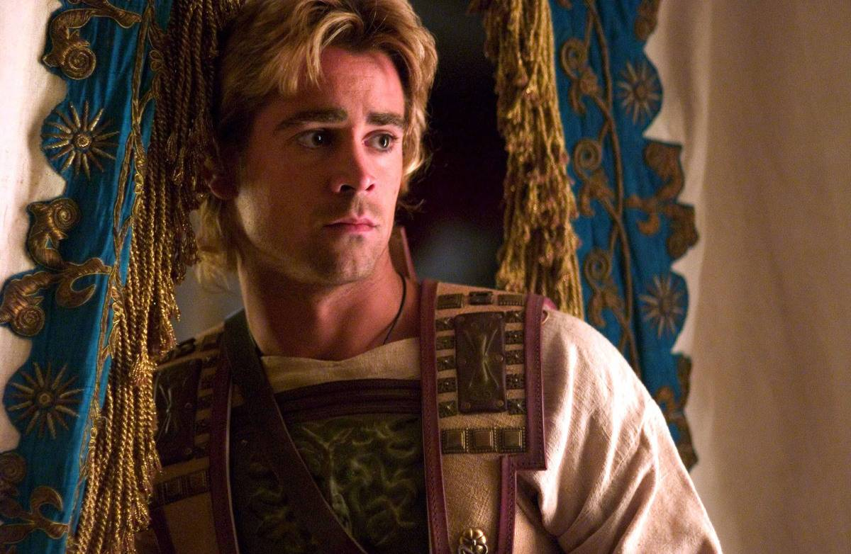 Colin Farrell In Alexander