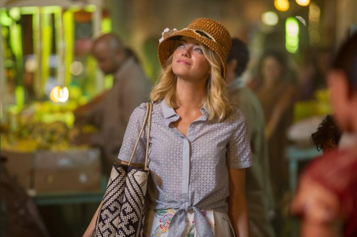 Emma Stone In Aloha