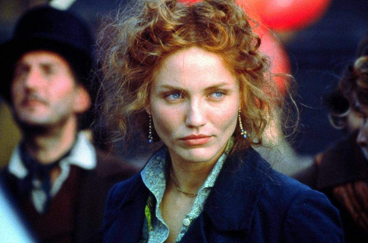 Cameron Diaz In Gangs of New York