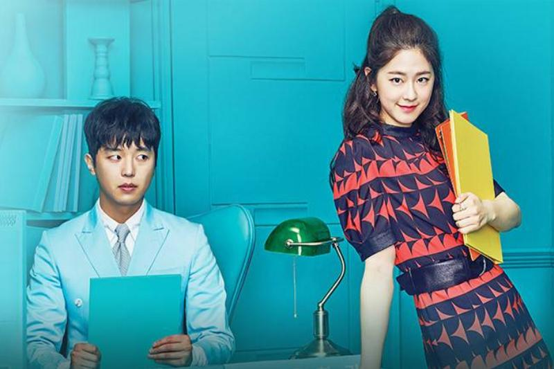 My Shy Boss Is A Cute Rom-Com Seriesintroverted_boss
