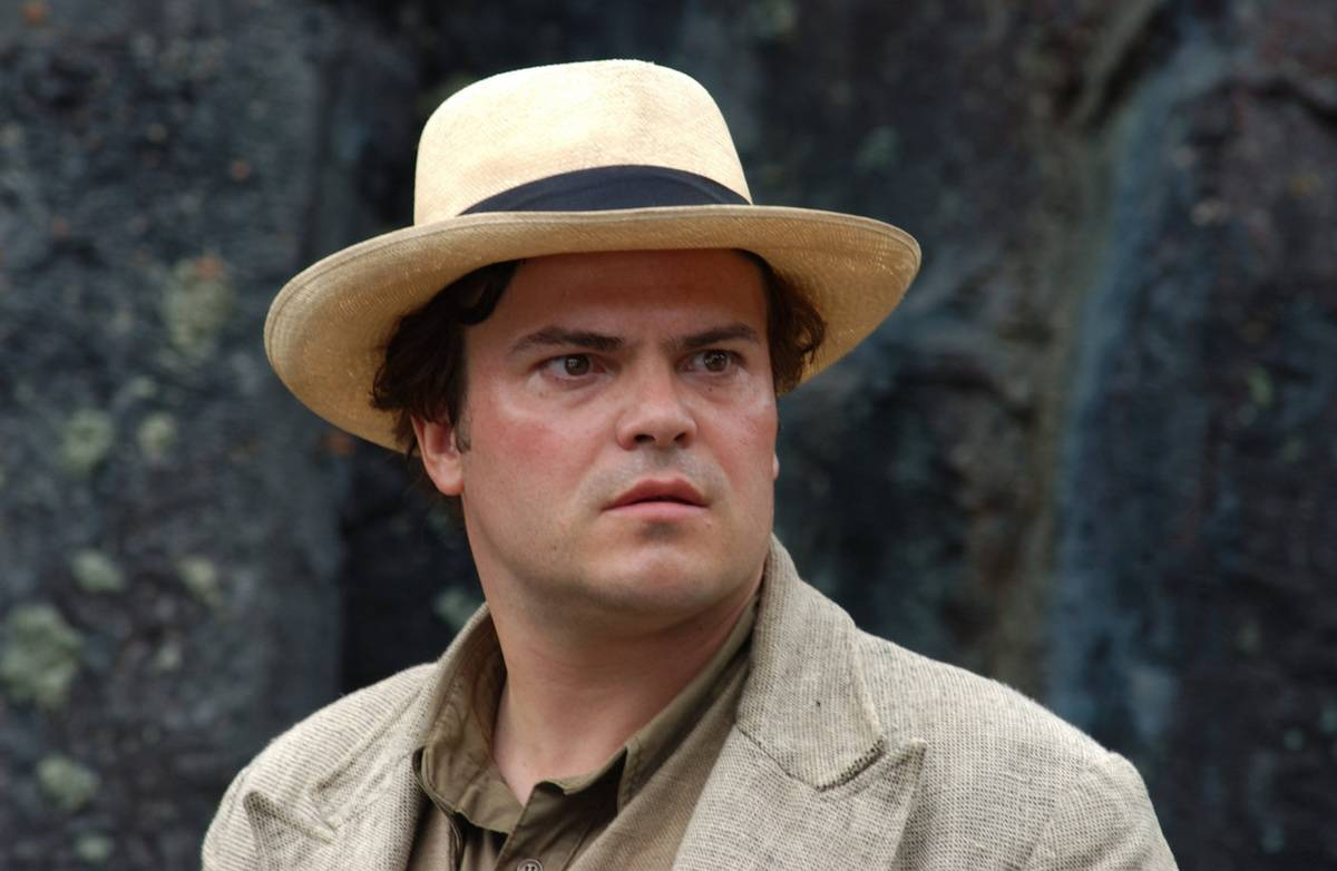 Jack Black In King Kong