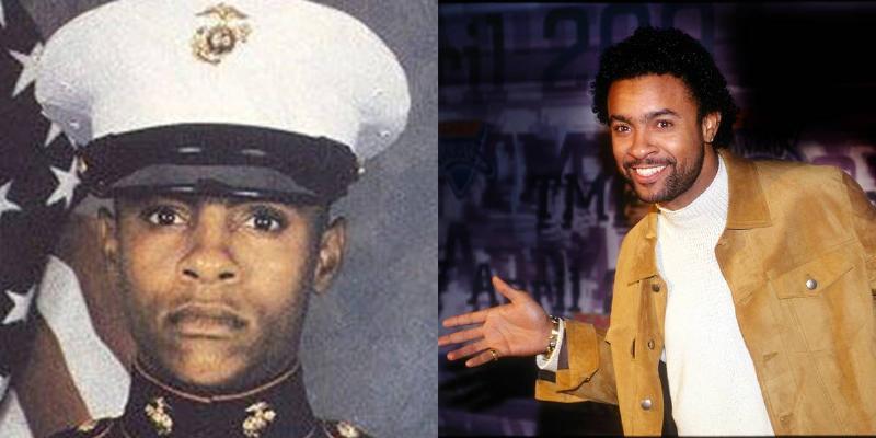 Shaggy: United States Marine Corps, 1988