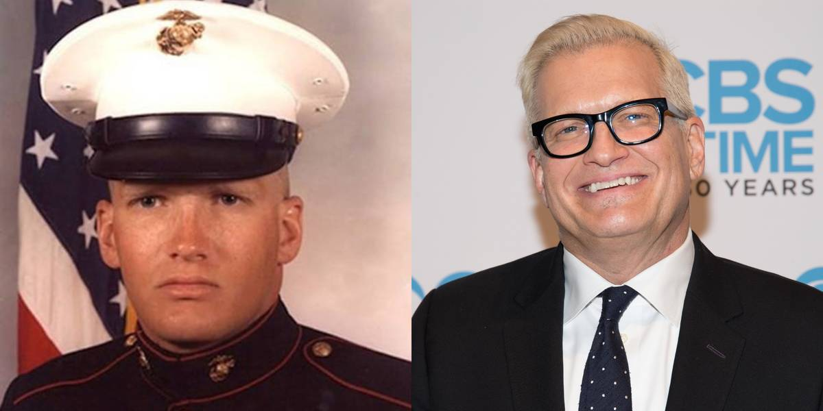 Drew Carey: United States Marine Corps, 1980