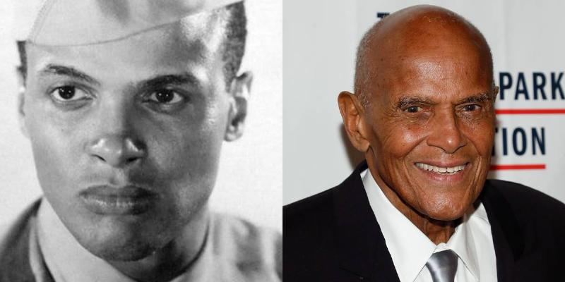 Harry Belafonte: United States Navy, 1944