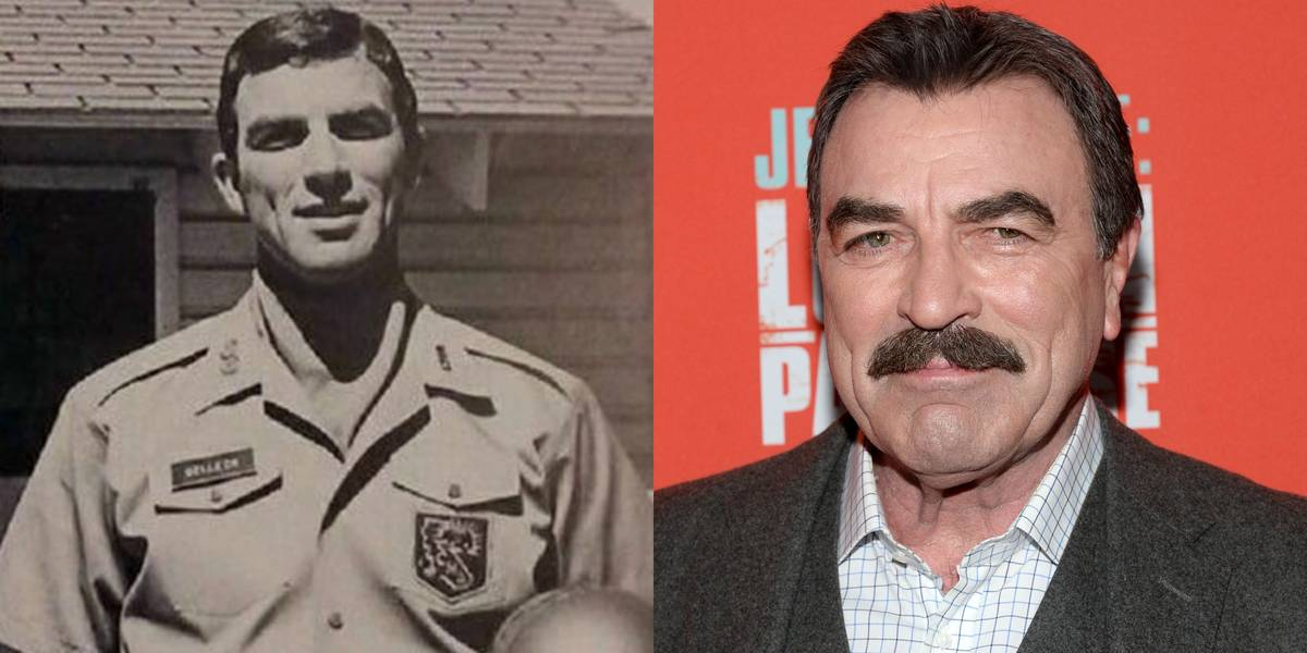 Tom Selleck: United States Army, 1967
