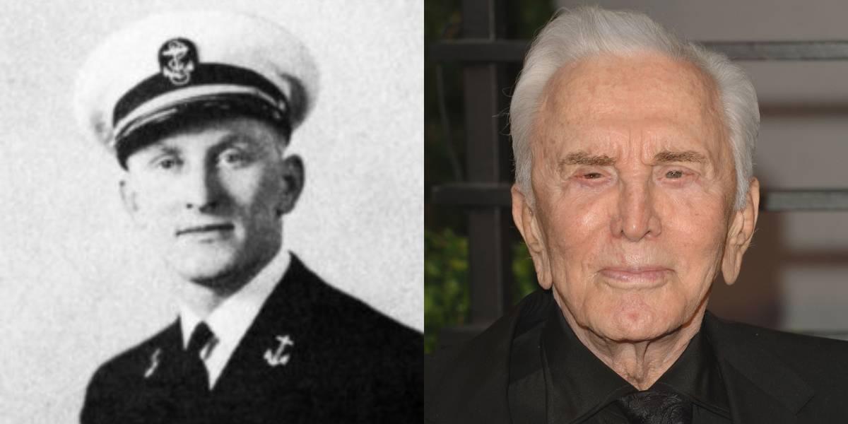 Kirk Douglas: United States Navy, 1941
