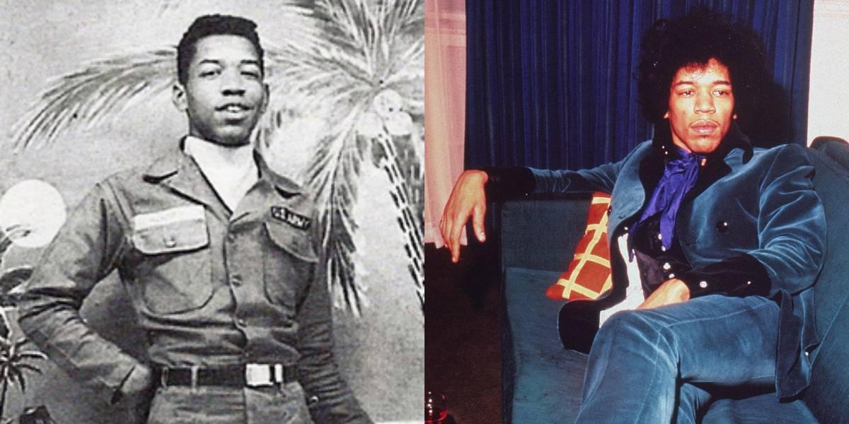 Jimi Hendrix: United States Army, 1961