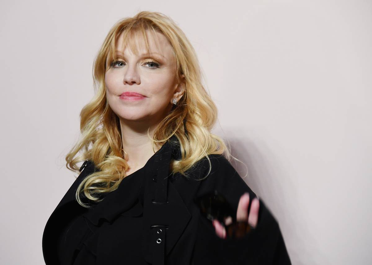 Courtney Love Went Back To Her Birth Name In 2010