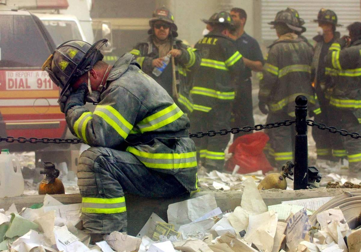 September 11 Attacks - 2001