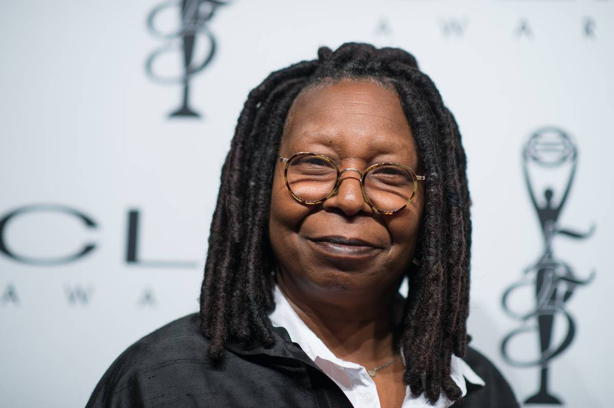 Whoopi Goldberg's Stage Name Came From One Of Her Bodily Traits