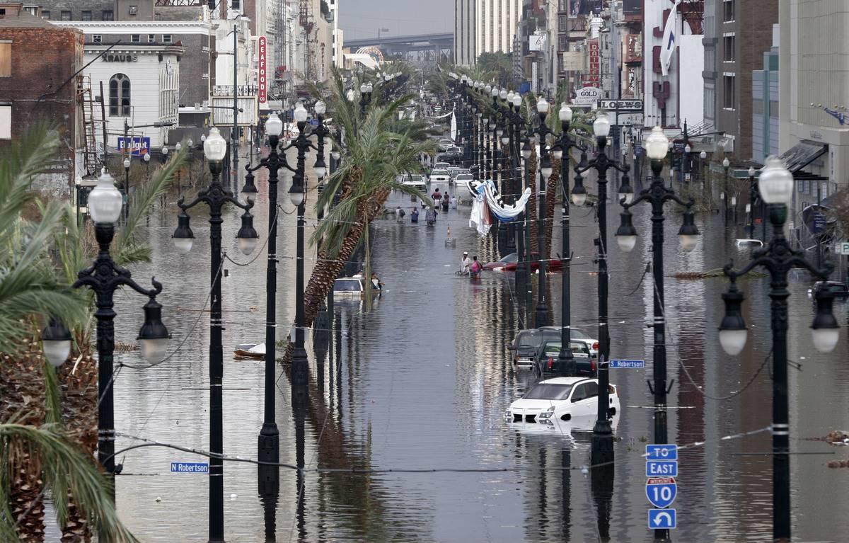 Hurricane Katrina - 2005