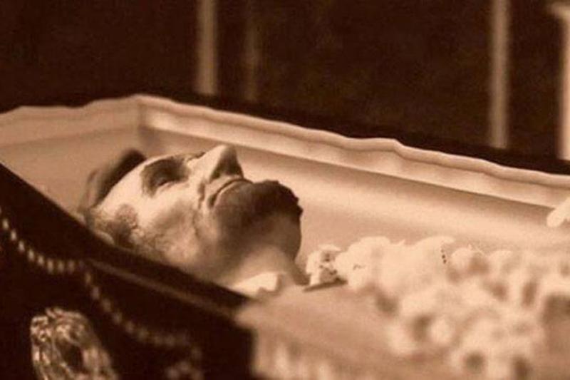 Lincoln-casket