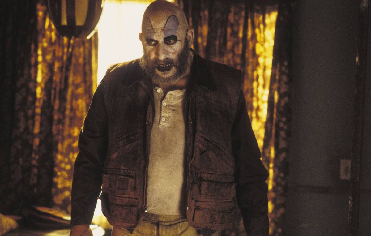 McGorory in The Devil's Rejects