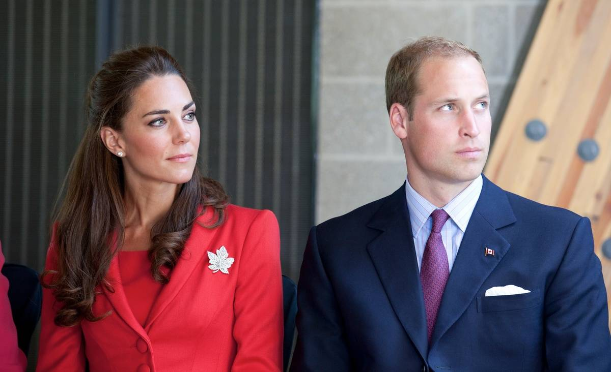 Duchess Kate Wore A Specific Color And Broach To Canada