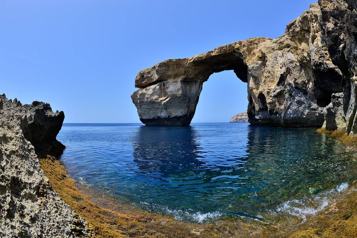 The Azure Window Was Last Featured On Game Of Thrones