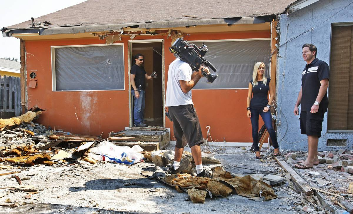 Flip Or Flop Was Put On Hold