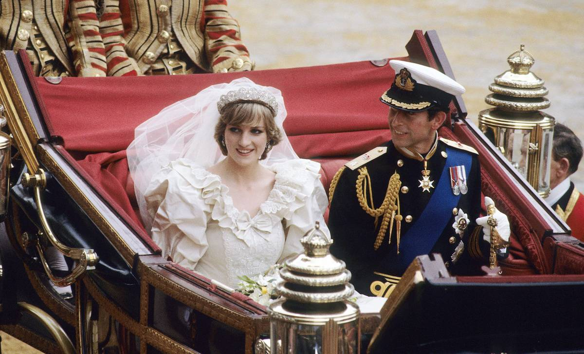 Princess Diana's Wedding Tiara Paid Homage To Her Family