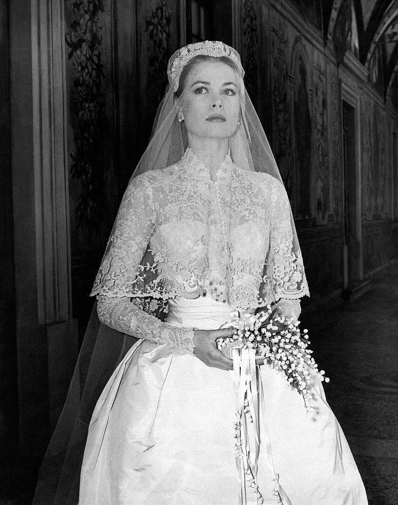 The big movie star Grace Kelly