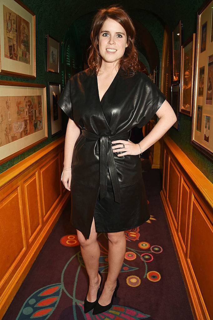 Princess Eugenie of York attends the launch of GP Nutrition Supplements