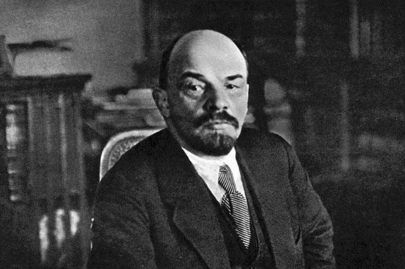 Vladimir Ilich Lenin, Russian Bolshevik leader, Moscow, Russia, 28 November 1921