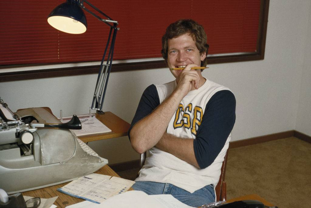 Letterman 1980