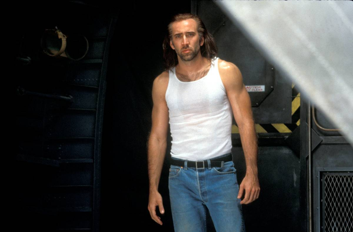 Nic Cage Helped Added Some Of Con Air's Memorable Lines