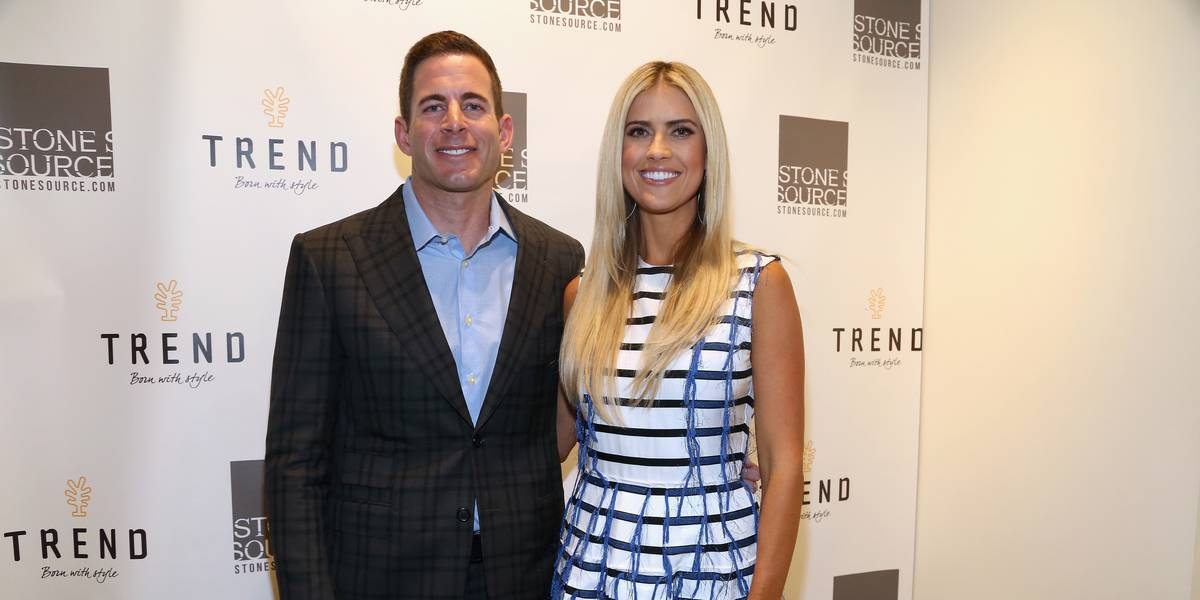 Love, Loss, And Renovations: The Truth Behind HGTV's Tarek And Christina El Moussa's Split