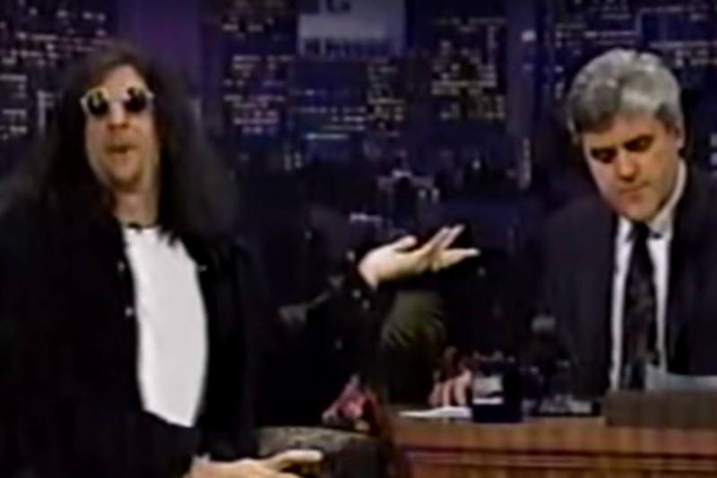 howard stern and jay leno