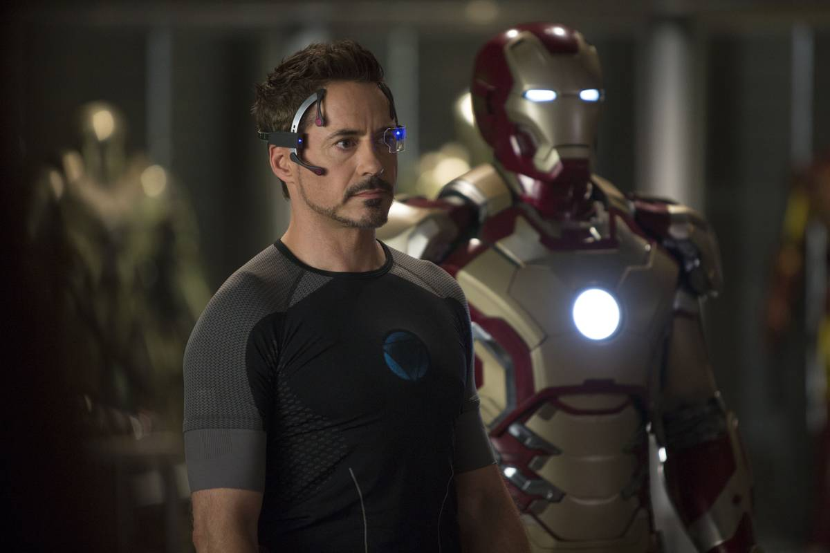 RDJ Knew Iron Man's Personality By The Third Film
