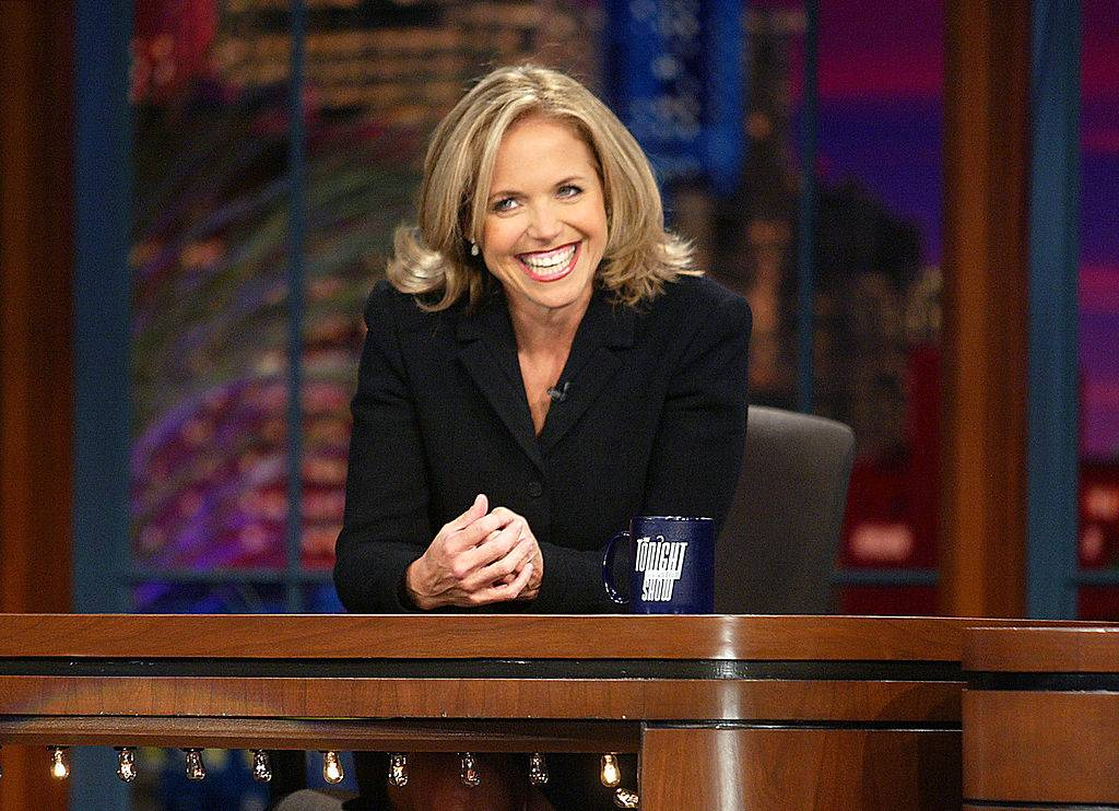 katie couric hosting the tonight show