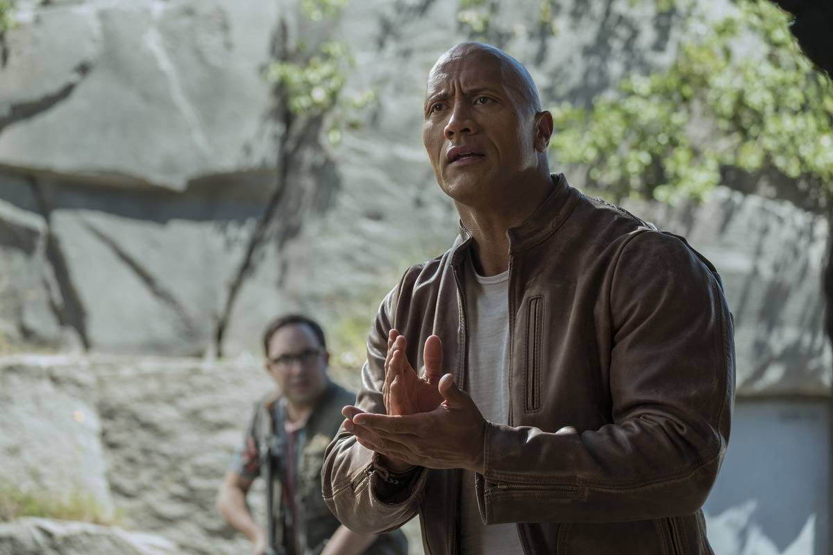 The Rock Rewrote Rampage To Save The Gorilla