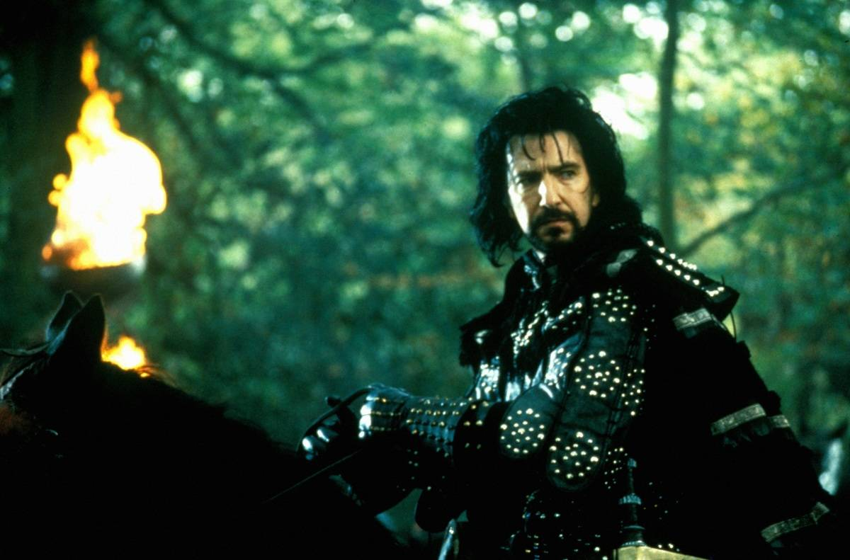 Alan Rickman Disliked His Sheriff Of Nottingham Lines