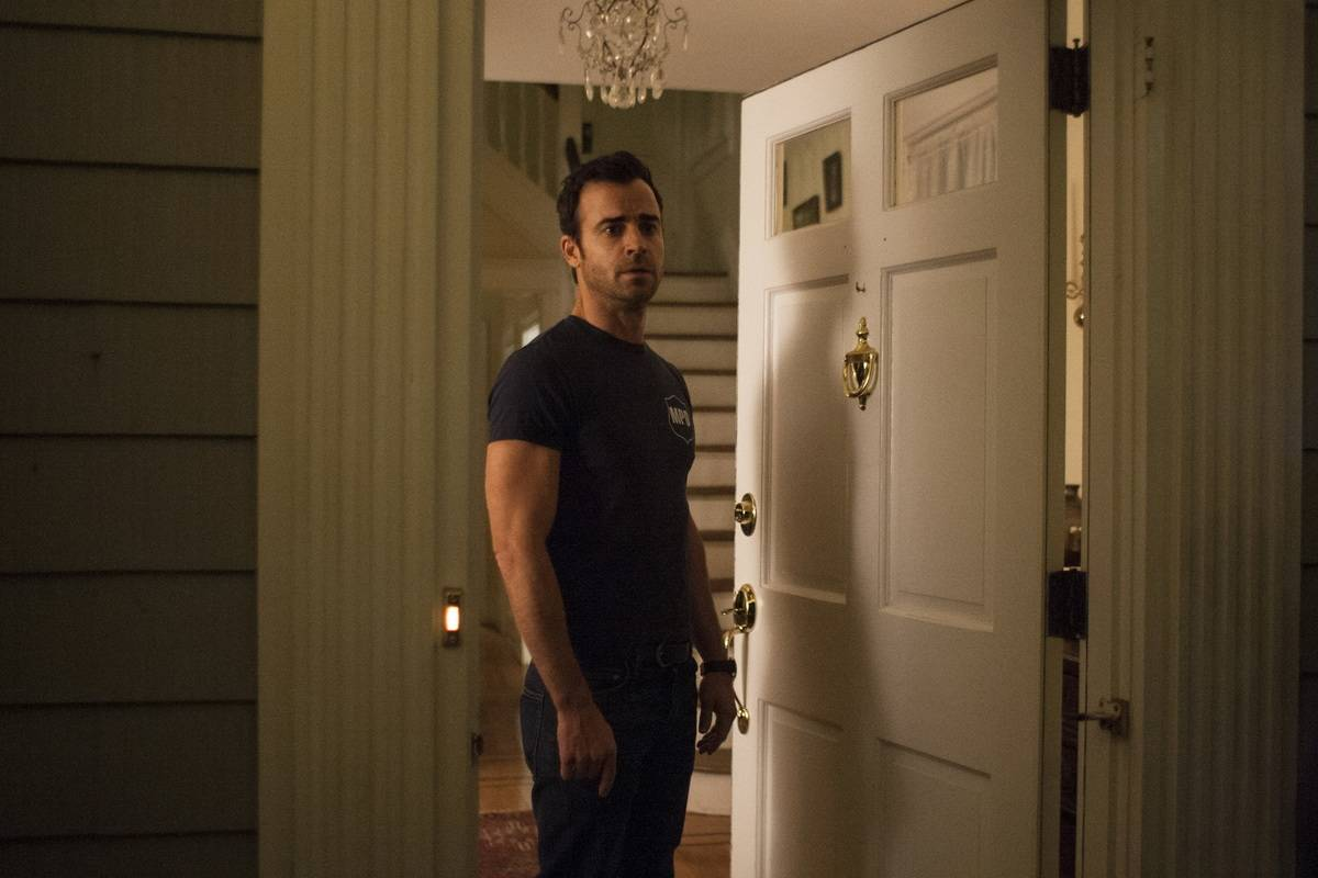 Justin Theroux Made His Leftovers Character More Vulnerable