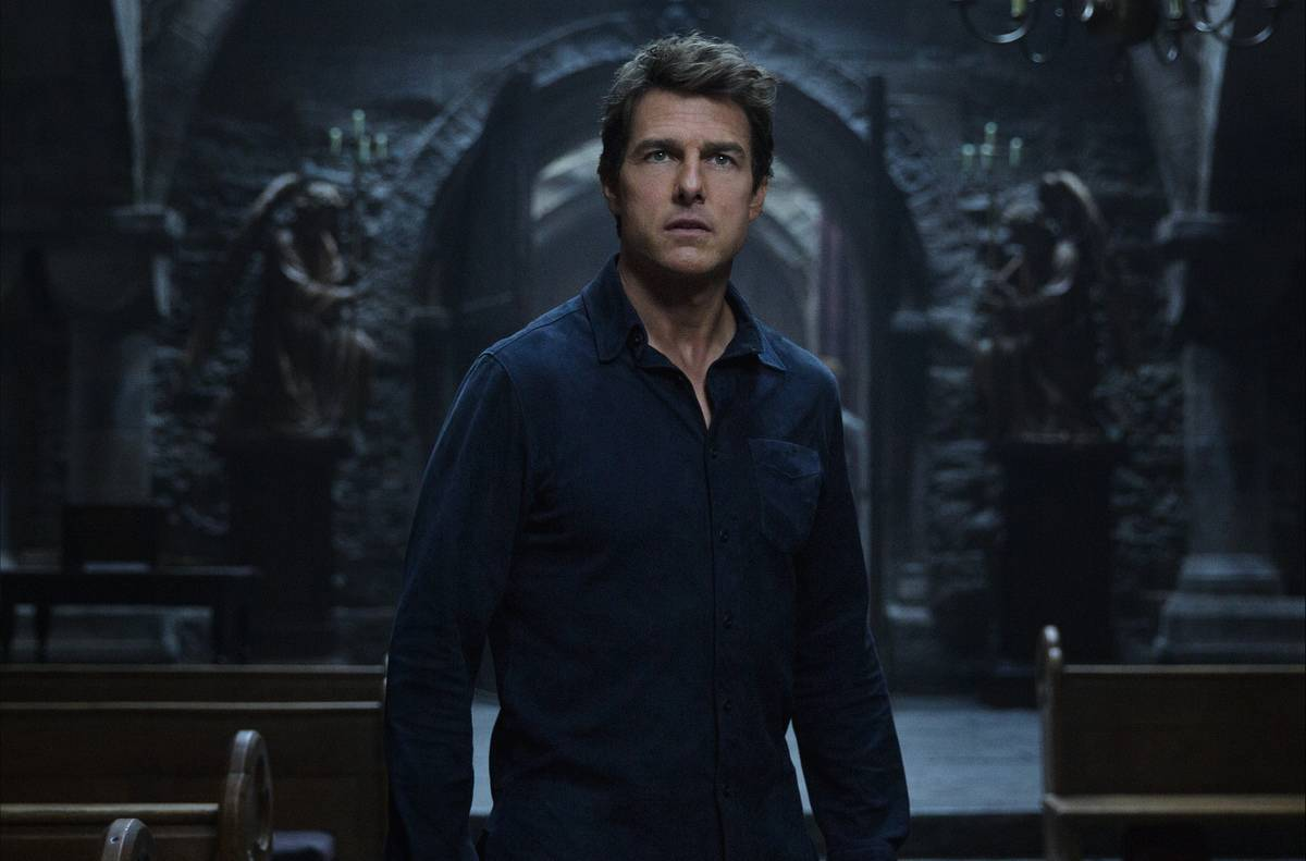Tom Cruise Rewrote The Mummy For More Screen Time