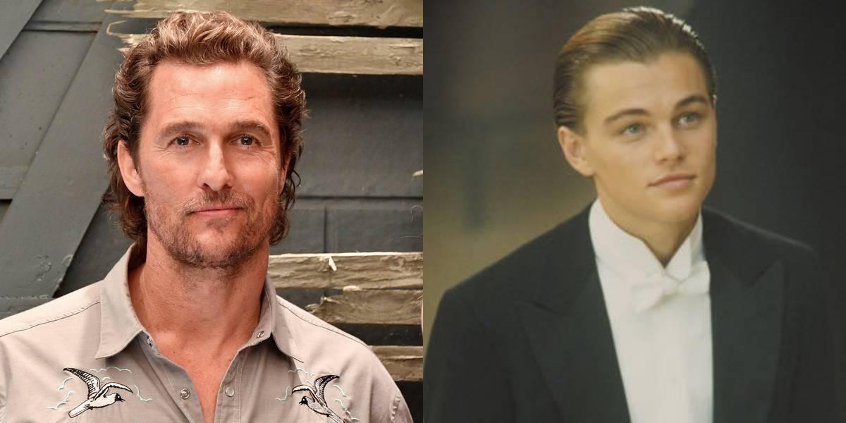 Matthew McConaughey - Titanic