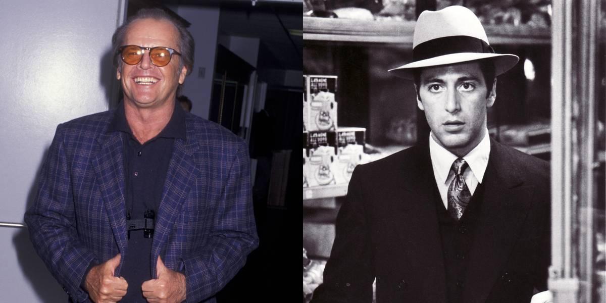 Jack Nicholson -The Godfather