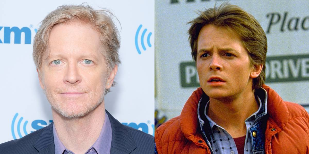 Eric Stoltz -Back To The Future