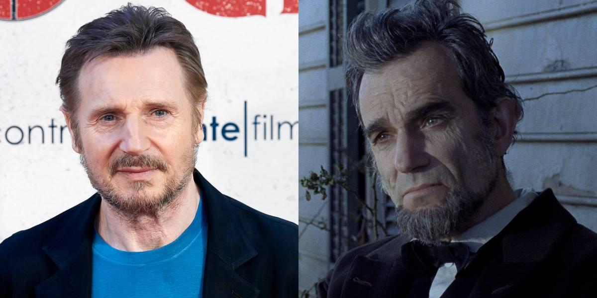 Liam Neeson - Lincoln