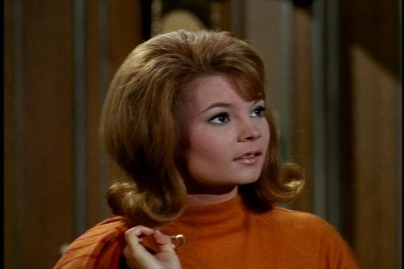 Kathy Garver (Cissy) is seen in an episode of Family Affair.
