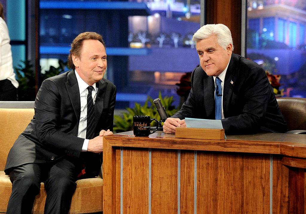 billy crystal and jay leno
