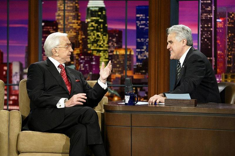 ed mcmahon and jay leno