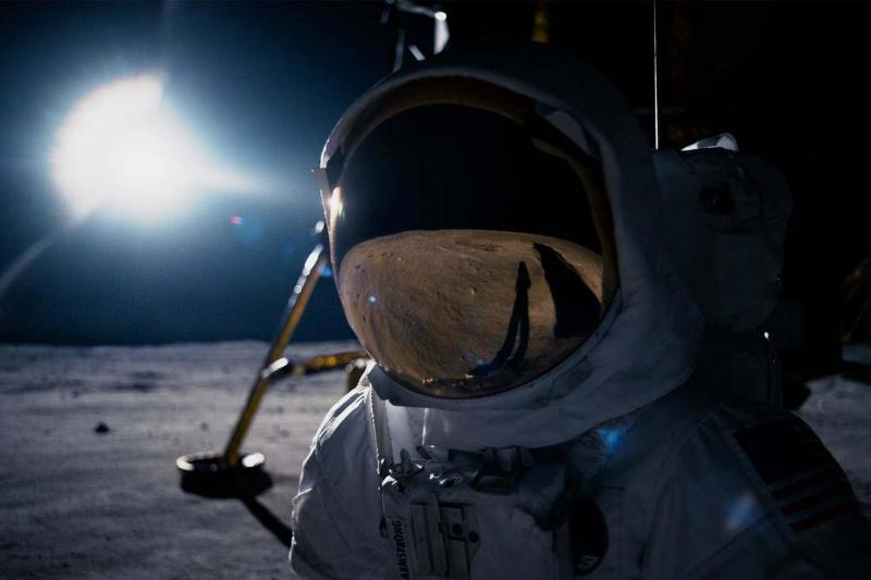 The Moon Landing In First Man Was Filmed In A Quarry