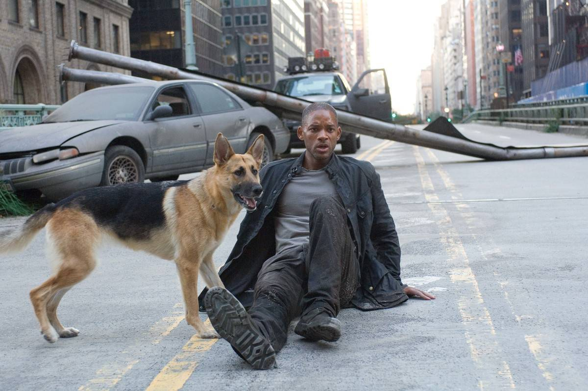 I Am Legend...Enough Said