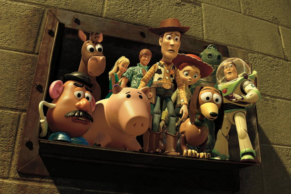 No One Was Ready For The Furnace Scene In Toy Story 3