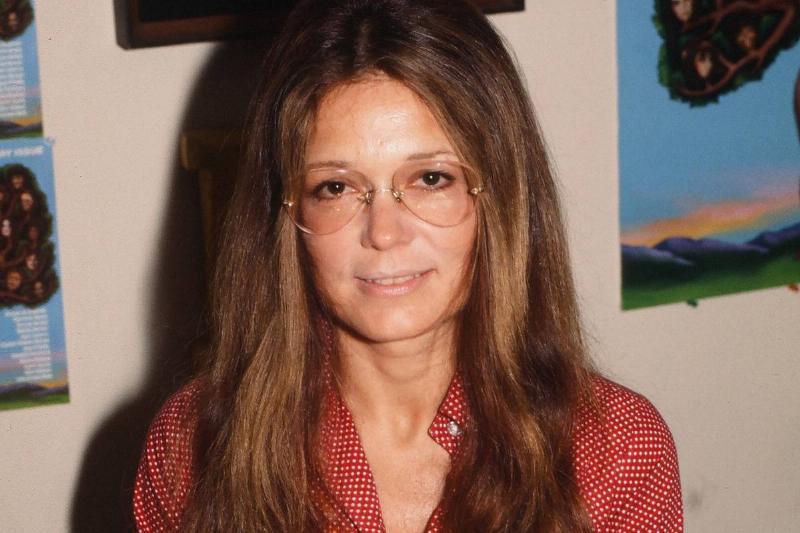 Gloira Steinem At Ms Birthday