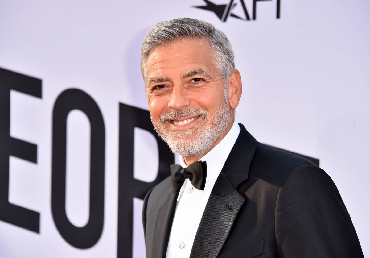 George Clooney Made $1 For Writing, Directing, And Starring