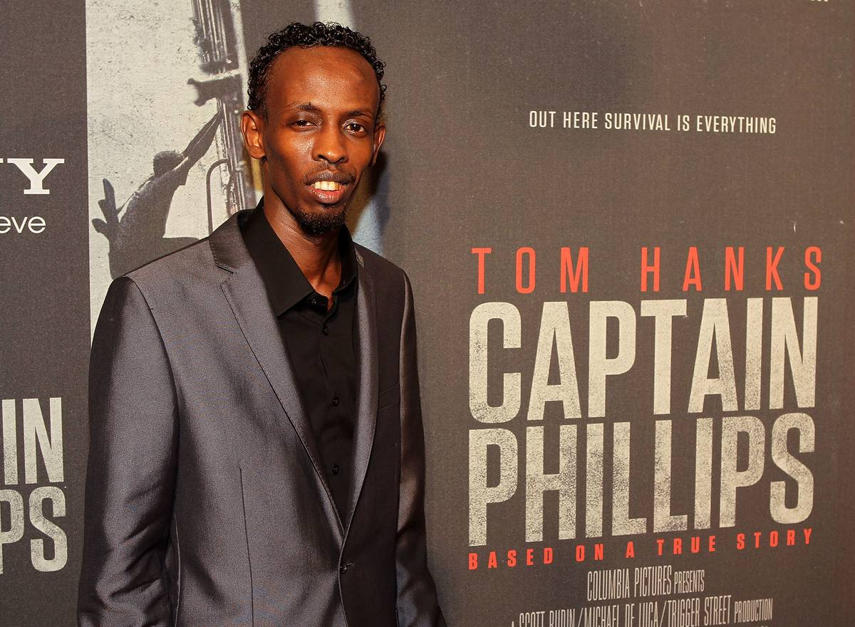 Barkhad Abdi Only Earned $65k For Captain Phillips