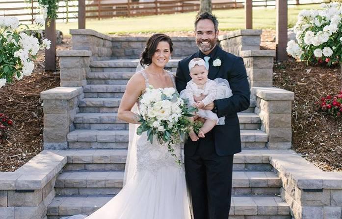 Brian Patrick Wade Married Long-Time Girlfriend Brooke In 2019