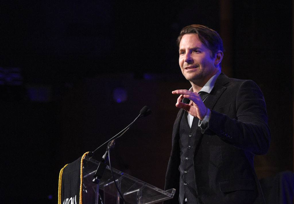 Bradley Cooper speaks onstage during The National Board of Review Annual Awards Gala